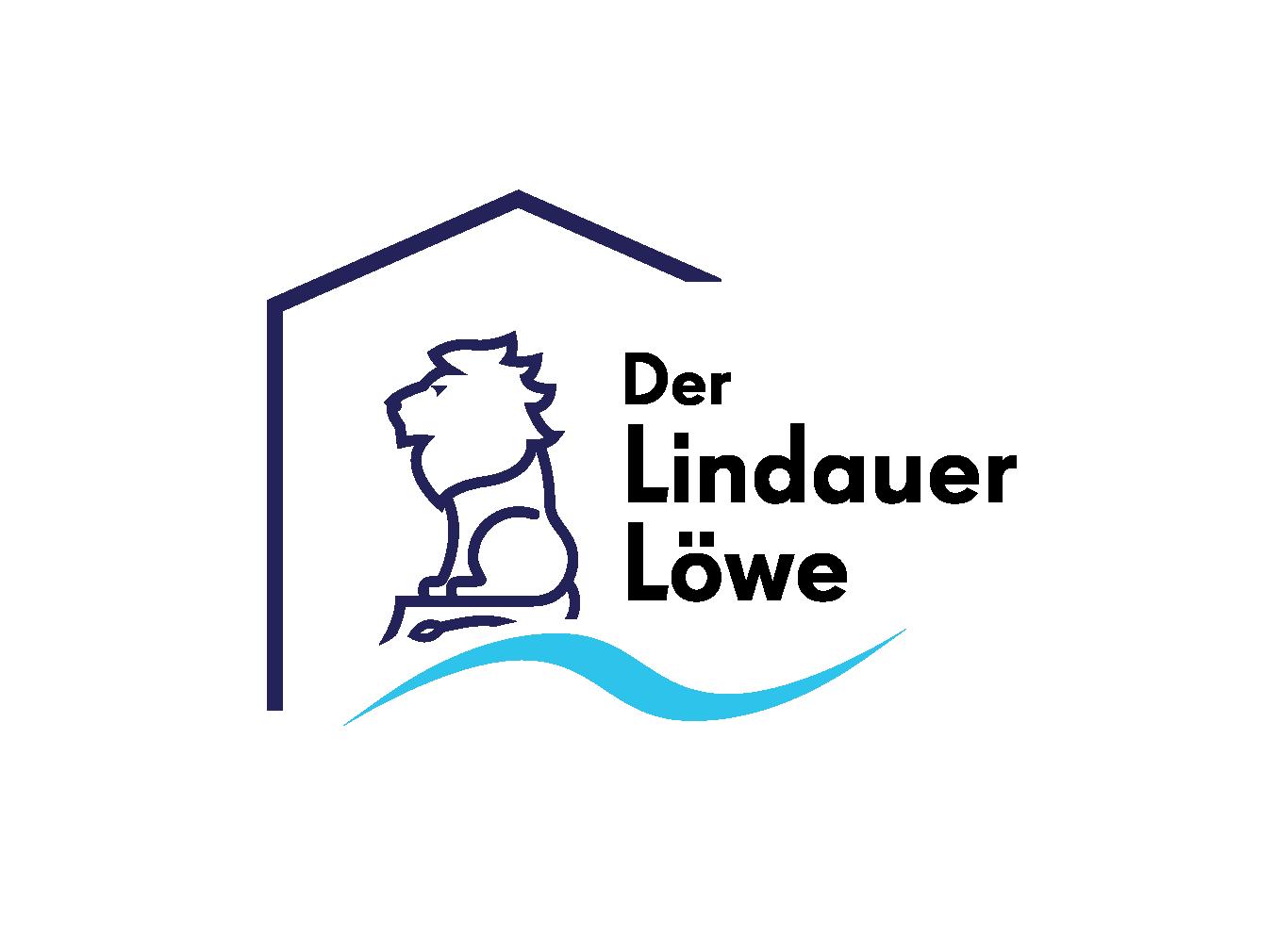 Der Lindauer Löwe Logo